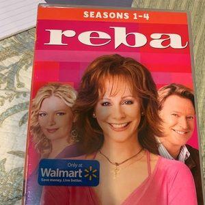 Reba seasons 1-4